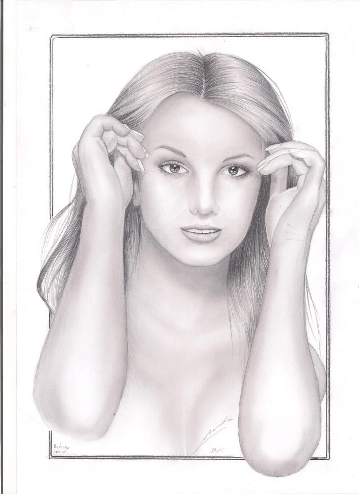Britney Spears par VincentMeridian